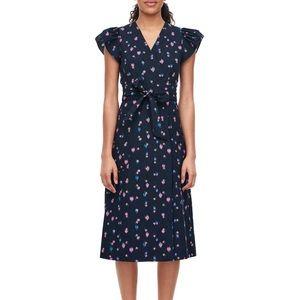 Rebecca Taylor Farren Flower Dress